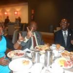expulsados de la CORED Filiberto Ntutumu  - Salomon Abeso - Nieves Nchama