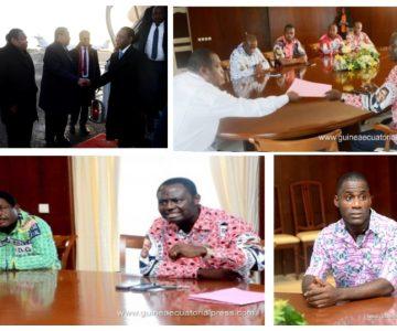 ministre de securité exterieur juan antonio nchuchumu dictature obiang